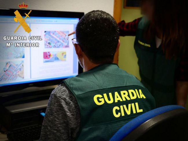 La Guardia Civil detiene a una persona por el robo con fuerza en un invernadero en La Mojonera