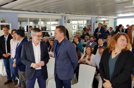 Villegas se postula para el Congreso por Almería por ser una provincia importante para Cs
