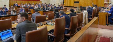 Crespo confirma en el Parlamento andaluz que el Pacto del Agua incluirá las conducciones de Rules