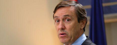 Rafael Hernando quiere repetir en la lista del PP de Almería al Congreso