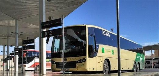 El personal del Consorcio de Transportes de Almería es el que más caro sale de Andalucía