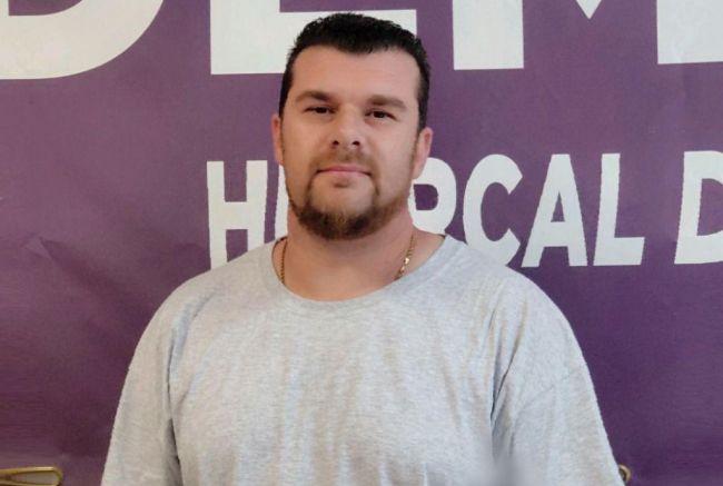 Alejandro Gil será el candidato de Podemos a la alcaldía de Huércal de Almería