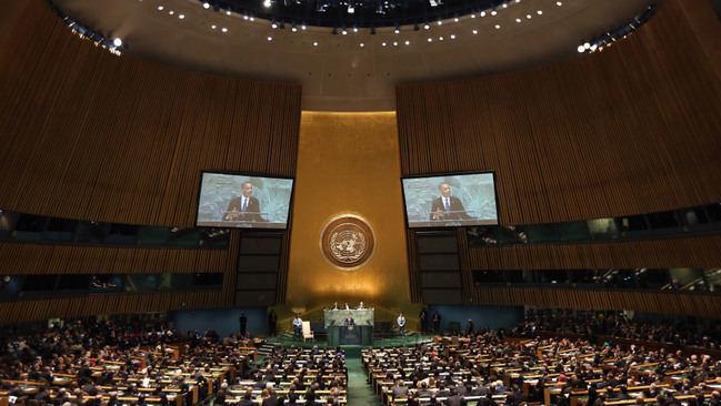 Espinosa ofrece transparencia y equilibrio de tomar la presidencia de la Asamblea General de las Naciones Unidas