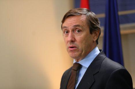 Hernando desplaza a Gonzálvez en la lista del PP al Senado