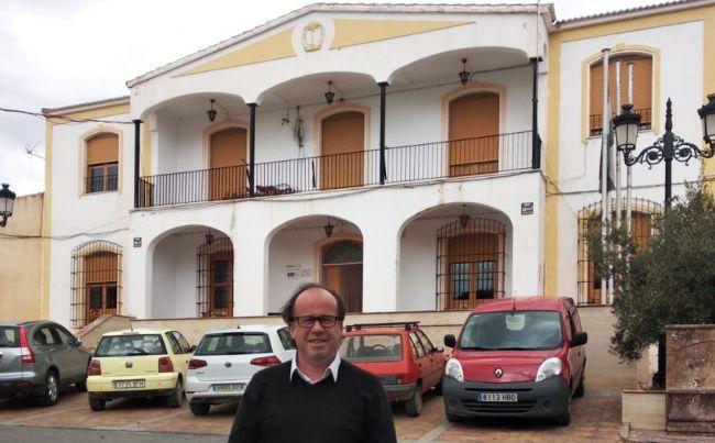 Diego Torres Lizarte será el candidato del PSOE en Oria