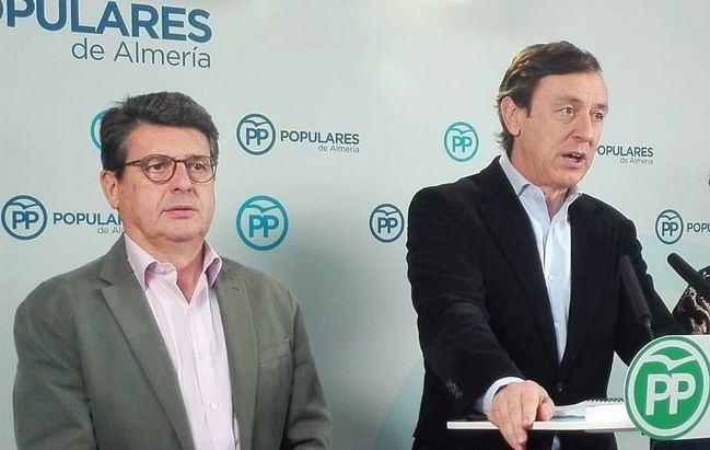 Hernando: 'Gonzálvez no dejará la política'