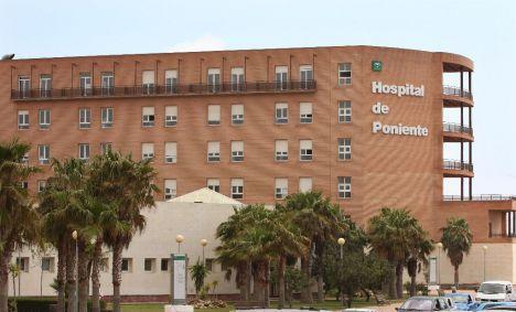 El Hospital de Poniente ampliará sus servicios y especialidades con el Gobierno del cambio