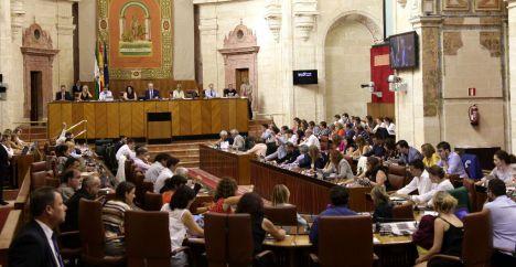La prioridad de Vox en el presupuesto de Andalucía no es competencia de la Junta