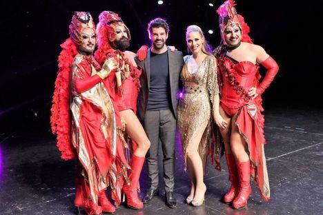 Brillante 'estreno' del 42º Festival de Teatro y la 30º Muestra de Teatro Aficionado