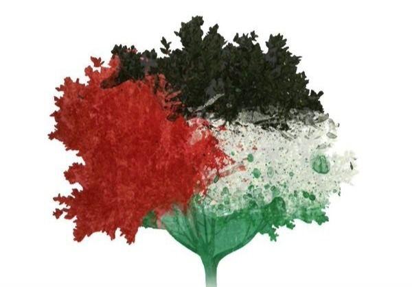 Conmemoración del dia de la Tierra palestina en Almocita