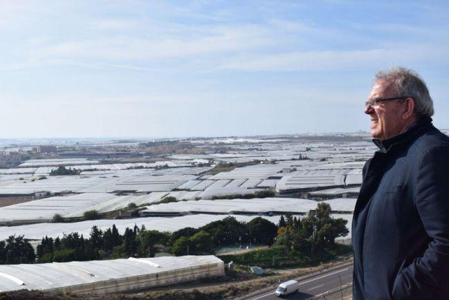 Carreteras aprueba el estudio de accesibilidad a Vícar desde la Autovía del Mediterráneo