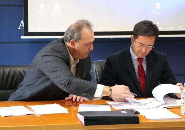 Contratación de las obras del proyecto Edusi de peatonalización de Ejido centro