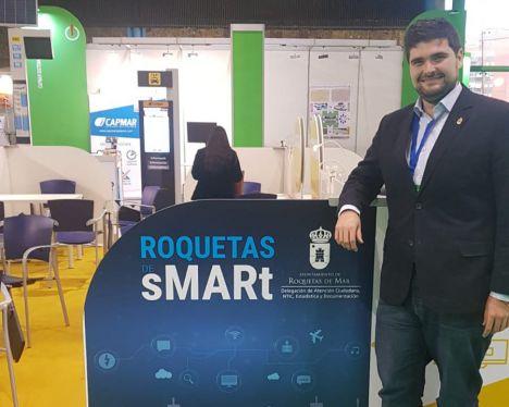 Roquetas en el X Foro Greencities en Málaga