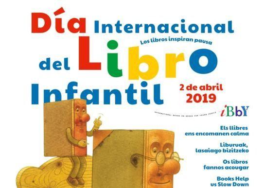 400 escolares celebran el Día Internacional del Libro Infantil en las bibliotecas