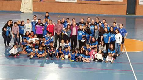 Tres Intensas Jornadas Deportivas Para Conmemorar El Quinto Aniversario Del Pabellón De Deportes 'José Cano'