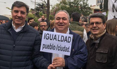 Matarí se suma la defensa del mundo rural hecha en Madrid
