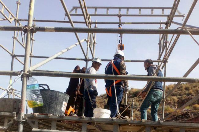 Cs de Cuevas se congratula por el inicio de restauración de la máquina de vapor más antigua del país