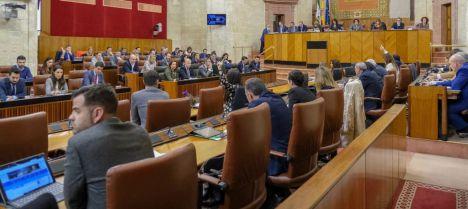 Sánchez Teruel echa en cara a Bosquet que hablara en Almería de modo partidista
