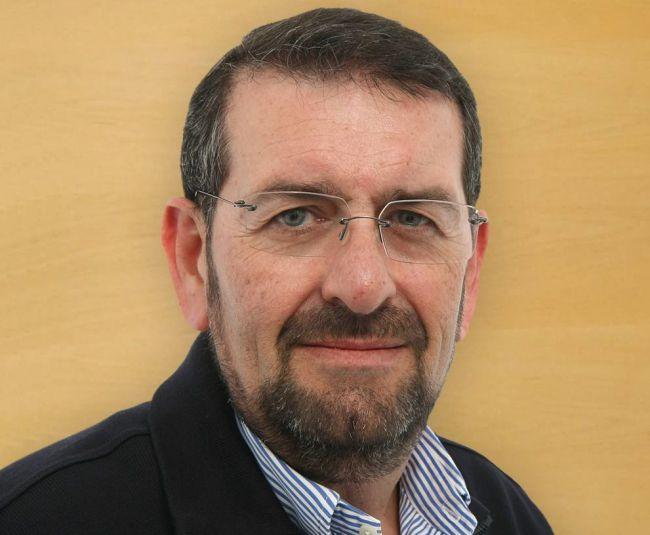 Martín Gerez es candidato a la Alcaldía de Vera por el PSOE