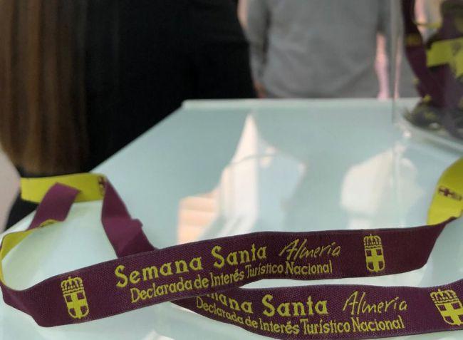 La Semana Santa de Almería en tu muñeca