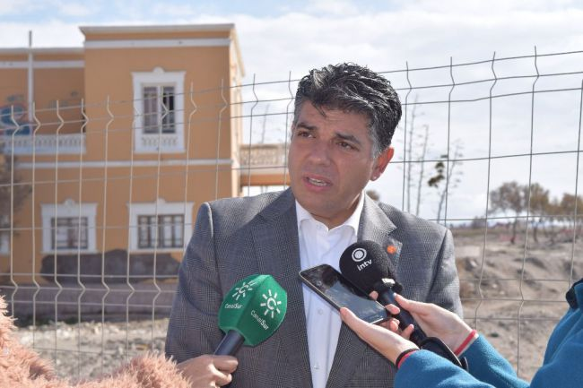 Villegas confirma a Cazorla como candidato a la Alcaldía