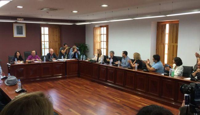 GRINP y VHA acaban integrándose en el PSOE de Huércal