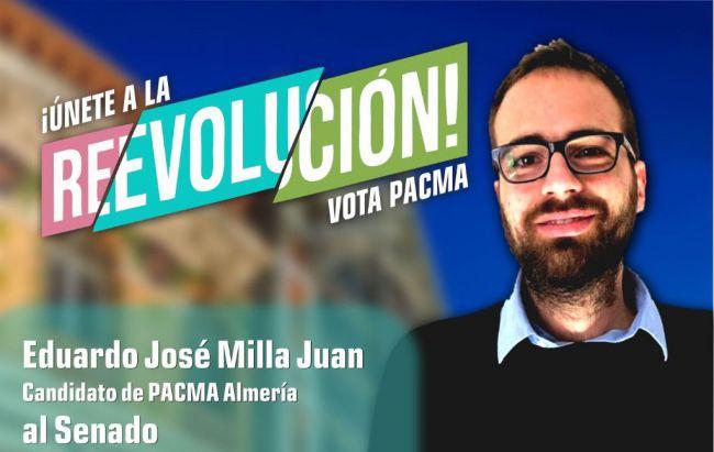 PACMA propone desde Almería una Democracia profunda