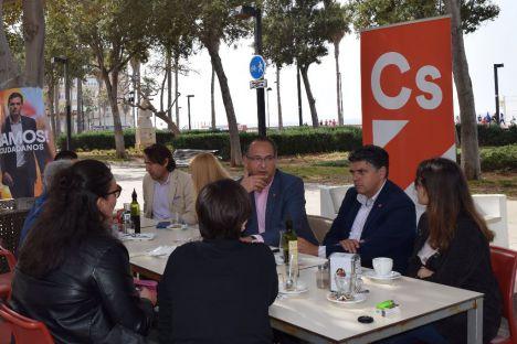 """Vicente García: """"Cs impulsará un Plan Nacional contra la Despoblación"""""""