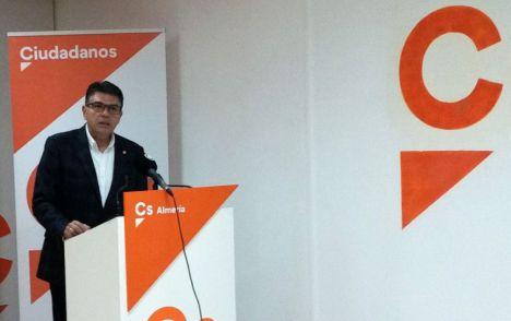 El Twitter de Ciudadanos ignora al candidato Cazorla