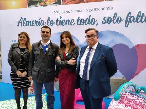 """Fernández-Pacheco: """"Estamos ante el momento de Almería y se tiene que notar"""""""