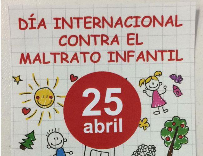 Los Escolares De Vícar Serán Protagonistas En El Día Contra El Maltrato Infantil