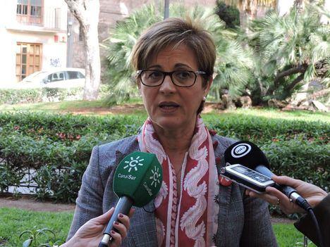 """Valverde: """"Almería tiene que dejar de encabezar la pobreza infantil en Andalucía"""""""