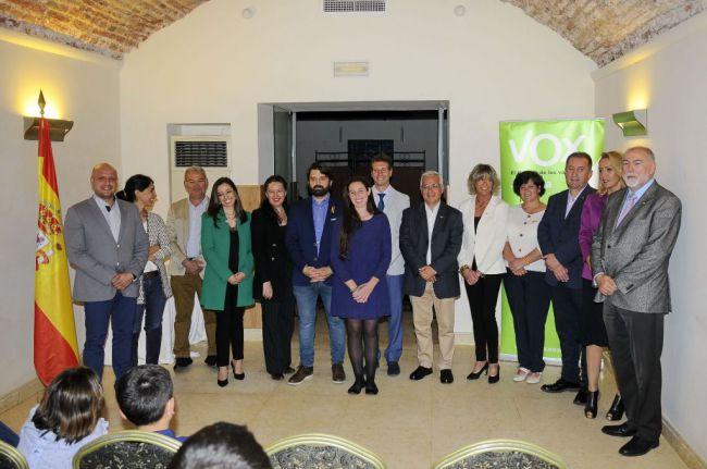 Vox se consolida en Almería