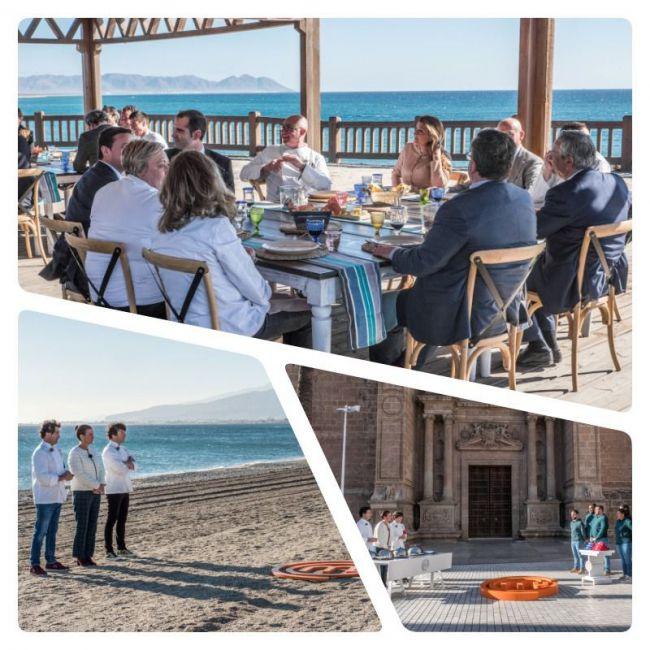 El Ayuntamiento invita a vivir desde la sede de Almería 2019 el programa de MasterChef sobre la Capitalidad Gastronómica