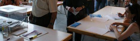 Los partidos almerienses se embolsan casi un millón de euros por las elecciones generales