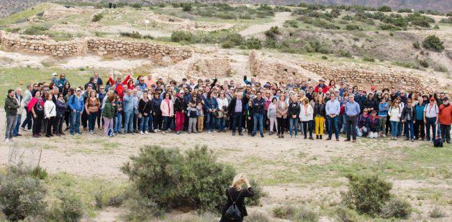 Sociedad e instituciones se unen en Los Millares para promover su declaración como Patrimonio de la Humanidad de la Unesco
