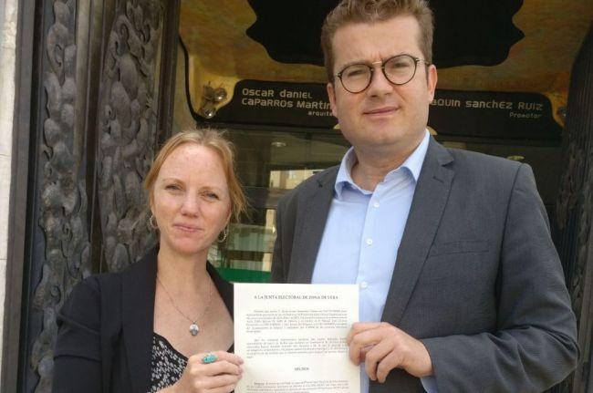 El PSOE pide 'observadores' en las elecciones de Mojácar