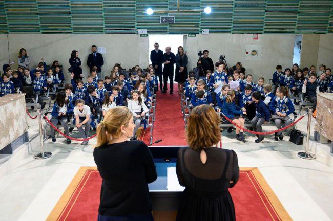 El próximo curso habrá 118 colegios e institutos bilingües en Almería