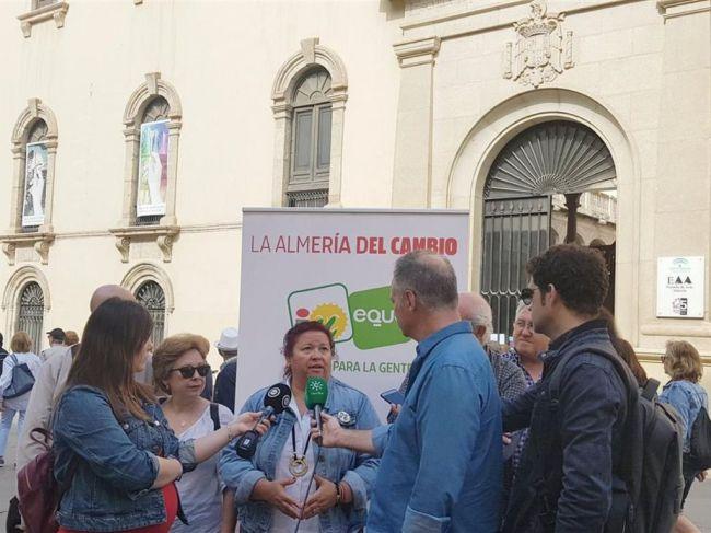 IU denuncia en Fiscalía al Ayuntamiento por no retirar símbolos franquistas