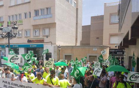 CSIF gana las elecciones de Eulen Seguridad en Almería