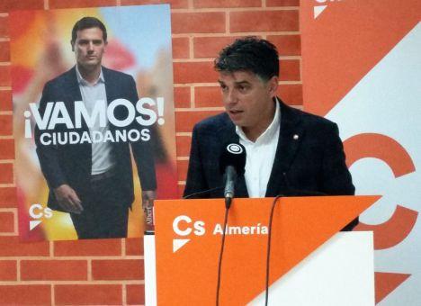Miguel Cazorla es designado portavoz provincial de Ciudadanos