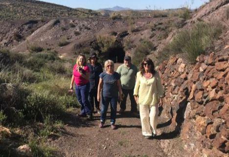 'Costa de Almería' inicia su semana más internacional con la visita de dos presstrips