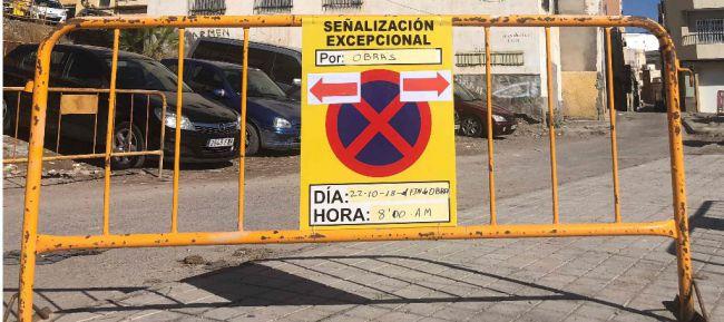"""El Consejo Consultivo afirma que el Ayuntamiento de Almería """"garantiza"""" el acceso a los comercios en sus obras"""