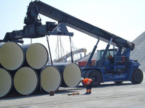 Se incrementa un 35,3% la exportación de mercancías en el Puerto