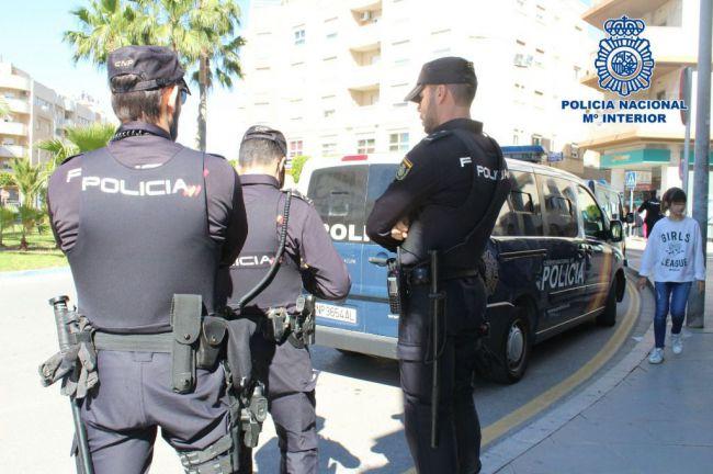 La Policía Nacional detiene en El Ejido a un ladrón de videoconsolas