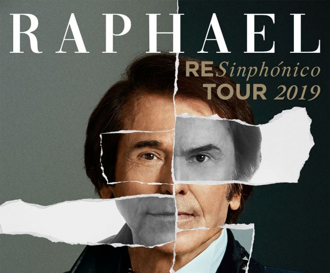 Raphael volverá a deleitar el público con la visión 'resinphonica' de su repertorio
