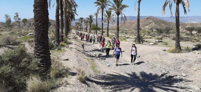 El PMD organiza una nueva experiencia de senderismo por la Alpujarra almeriense