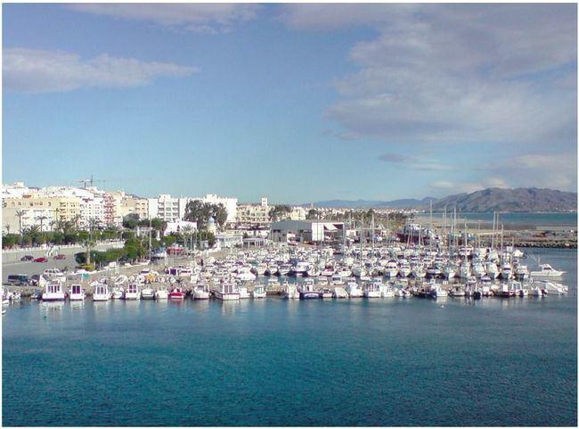 Los puertos de Adra y Garrucha tendrán videovigilancia