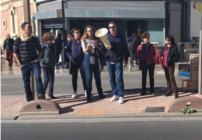 Almería Rebelde critica las manipulaciones históricas