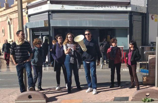 Almería Rebelde denuncia ante la JEZ la 'Noche en Blanco'